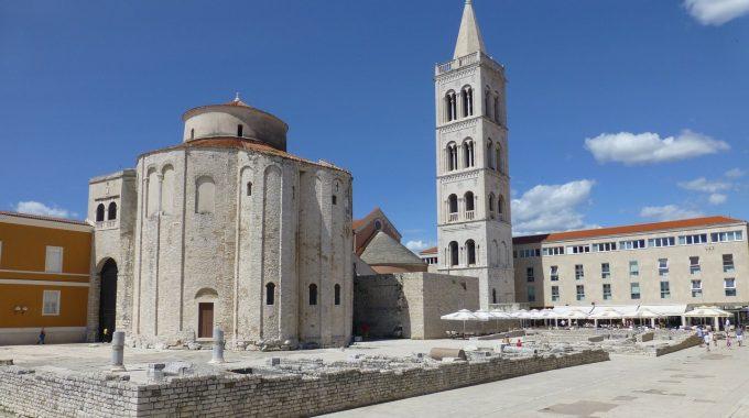 Zadar, Chorwacja ze Szczecina za 124 zł RT (Ryanair + BUS)
