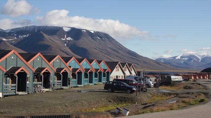 Loty na Spitsbergen: Longyearbyen z Berlina za 1120 zł w wakacje (SAS)