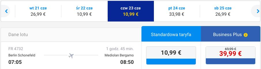 2016-06-23 Berlin Malta Ryanair Wakacje 250 zl RT 1
