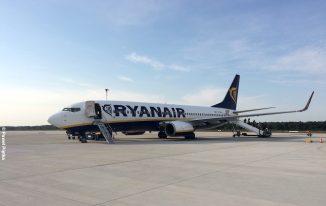 Ryanair: loty Szczecin – Warszawa od marca 2017