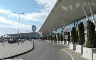 Spanie na lotnisku w Sofii (SOF Sofia Airport)